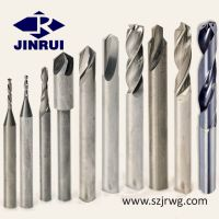 Customized Twist Solid Carbide Drill Bit/Processing Cast Iron,Aluminum and Other Metal Materials thumbnail image