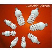 Energy Saving Lamp Full/Half spiral CFL(5W-36W) thumbnail image