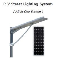 All-in-One Solar-powered Street Lighting thumbnail image