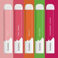 Slim Elegant Design E Cigarette Cbd Oil Disposable Vape Bar thumbnail image