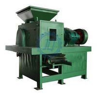 Briquette ball press machine