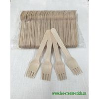 birch wood forks