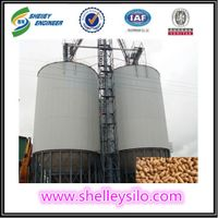 Silos for sawdust storage cost
