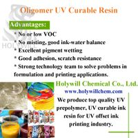 UVP 60 is a UV prepolymer with epoxy