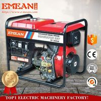 7000W High Power Brushless Electric Generator With ATS