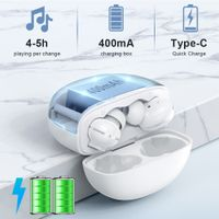 Bluetooth wireless headset thumbnail image