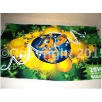 SuperGarm Worlds Finest sarong  OFFICIAL FIFA WORLD CUP 2014 collection
