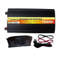 Power Inverter 1500W With Charge and UPS