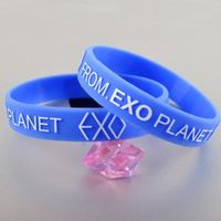 Promotional Customized Silicone Wristbands