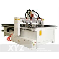 Wood CNC Router XYZ-1625 with 4 spindles thumbnail image