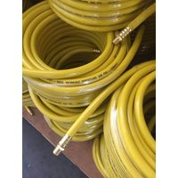 Pneumatic Air Compressor Hose 100 ft Flexible auto Tool hose