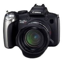 Safe payment, Canon PowerShot SX20IS 12.1MP Digital Camera, 100% original and brand new thumbnail image