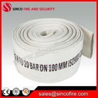 6 Inch Fabric High Pressure Flexible Fire Resistant PVC Discharge Hose thumbnail image