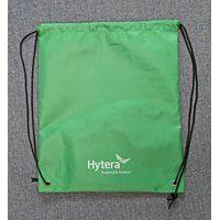 drawstring polyester backpack