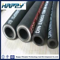 SAE 100r1at / En 853 1sn High Pressure Hydraulic Rubber Hose