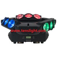 910W RGBW 4 in 1 LED Spider Moving Head Beam TSL-011 thumbnail image