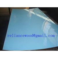 glossy polyester plywood.