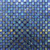 Metal mosaic stainless steel