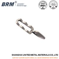 MIM stainless steel Laparoscopic Instruments Tip for medical parts
