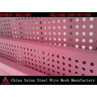 Different Shapes of Perforated Mesh/Sound Proof Perforated Metal