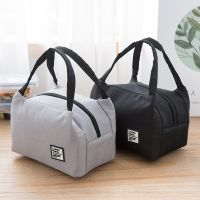 Insulated Thermal Tote Shoulder Women Lunch box cooler bag for outdoor picnic school thumbnail image