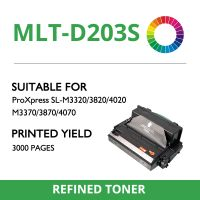 Toshing high quality MLT-D203S D203S compatible laser toner cartridge