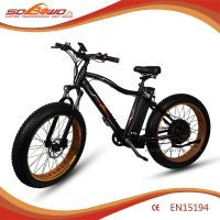 Electric Bike SOBOWO S35 500W Rear Motor