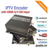 Mini HDMI and CVBS Encoder IPTV Streaming Server with RTMP HTTP RTSP UDP on Wowza and FMS IPTV Serve