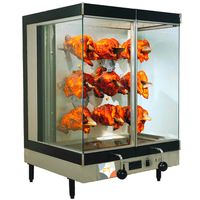 Rotisserie Convection Oven