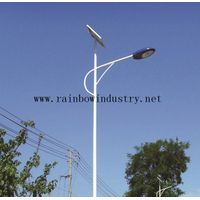 LED Solar street light 5m