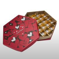 Customized Candy Cake Chocolate Jewelry Cosmetic Perfume Jewellery Cardboard Packing Paper Box Gift