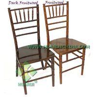 Wood chair chiavari wedding chiavari chair