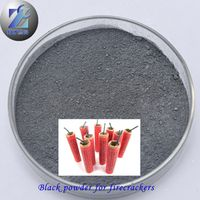 Black flaky aluminum powder for fireworks firecrackers