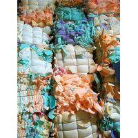 Waste pu foam scrap without skin and fabric