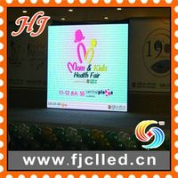 Indoor SMD 5mm RGB LED Screen Hire/ LED Display