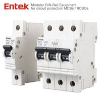 6kA Miniature Circuit Breaker CB MCB 3P 10A
