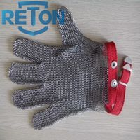 butcher metal mesh glove