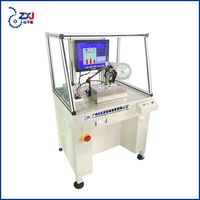 blower impeller dynanic balancing machine wind machine rotor testing machine balancer