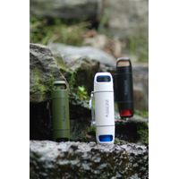 Water Pump Purifier Bottle for Outdoor and Camping thumbnail image