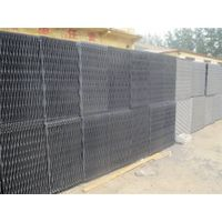 Honeycomb 850mm 1000mm 1300mm PVC infillings for cooling tower thumbnail image
