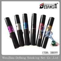 DB-099(2) metal electric butane gas burner pen incense lighter