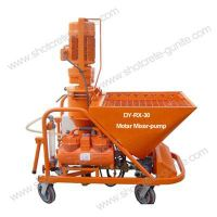 DY-RX-30 Plastering Mixer-pump thumbnail image