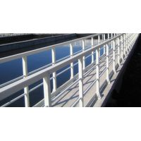 Fiberglass FRP Handrail System Using Square Tube