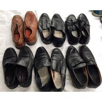 used man leather shoes in bales for sale, second hand shoes
