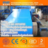 Hot dipped prepainted steel coil PPGI coil