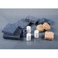 Sic ceramic foam filters