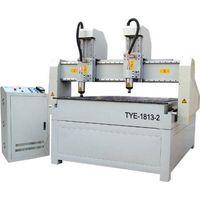 Two heads Wood CNC Cutting machine TYE-1813-2S
