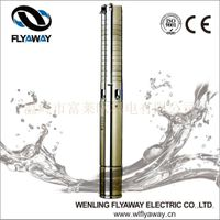 "Factory direct 4 ""inch 4SP3 stainless steel pump submersible pump deep well pump"