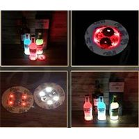 60*3mm 4led bottle sticker 3M bottle lights
