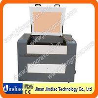 acrylic wood rubber Laser Engraving Machine JD4060
